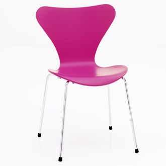 Grandes sillas de la historia for Silla jacobsen