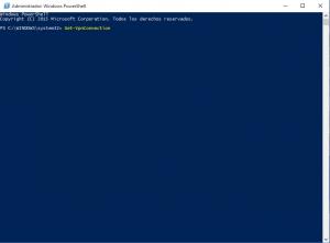 Windows 10: IPV4 y IPV6 de una conexión VPN sin funciones en el botón propiedades