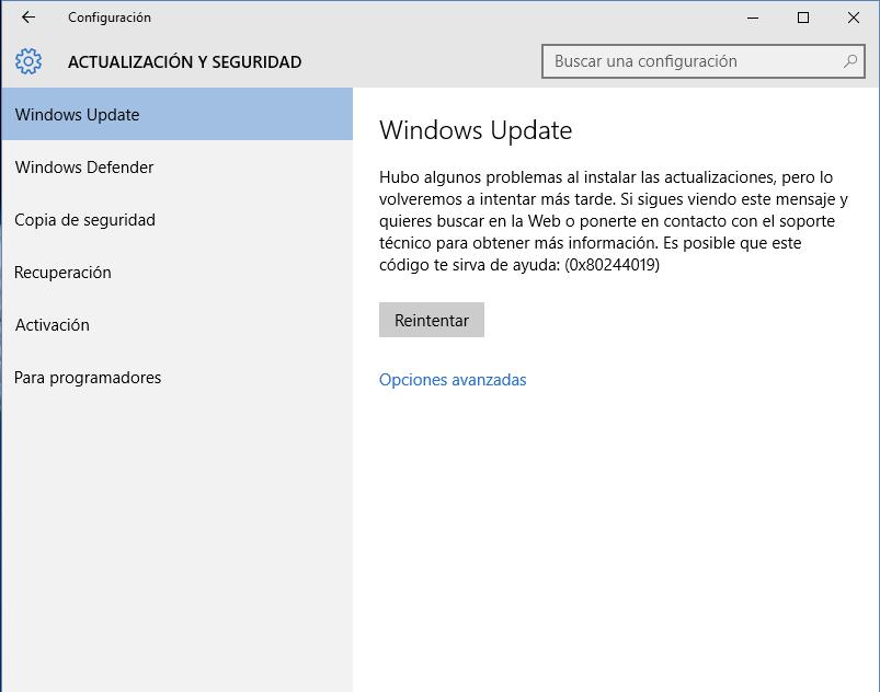 errorWindows10