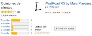 IwatRoadOpinionesAmazon